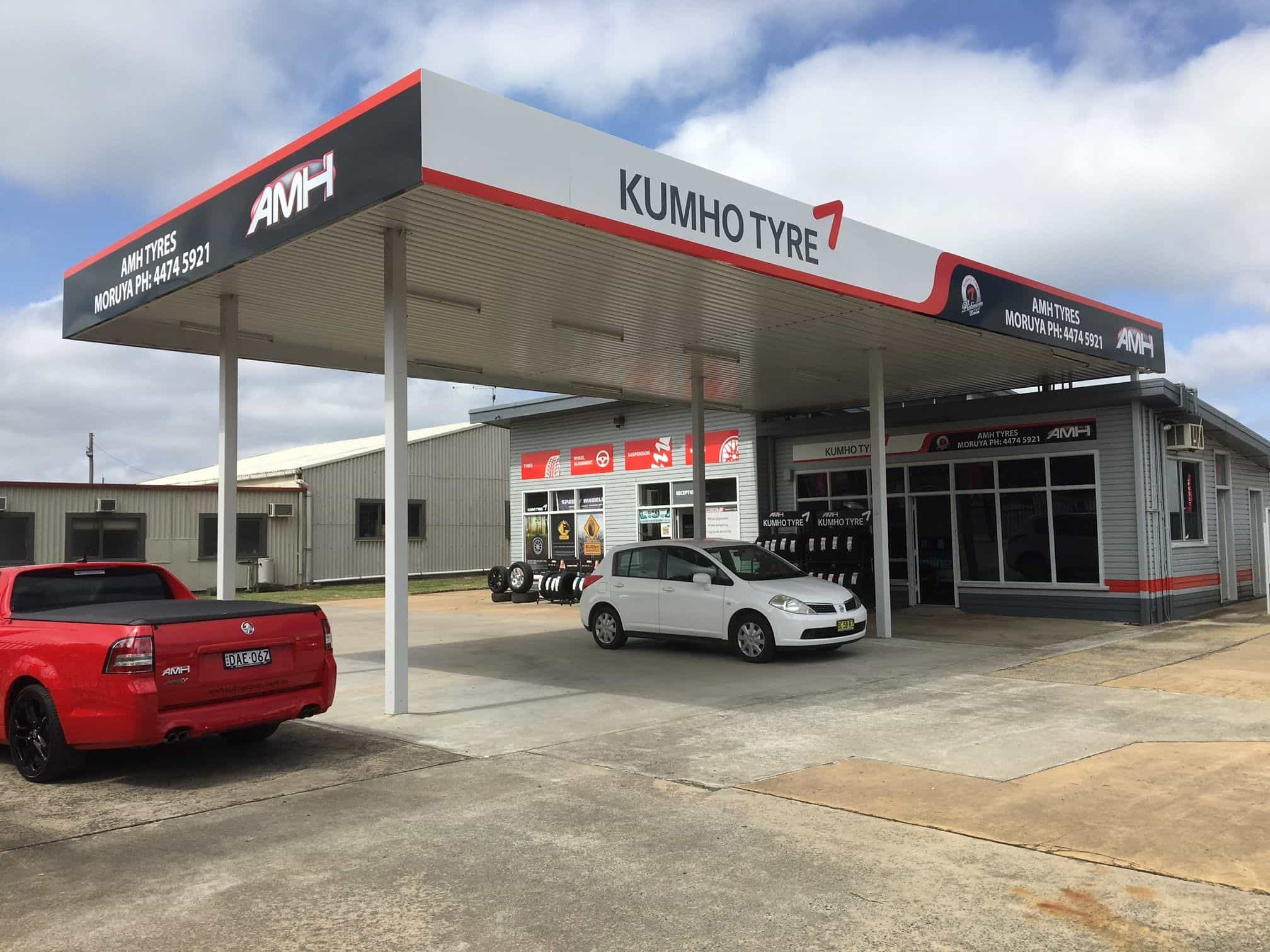 AMH Moruya Auto Group