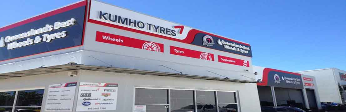 QLD's Best Wheels & Tyres