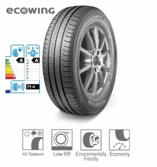 Kumho KH30 fuel efficient tyres