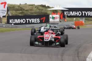 Kumho Tyres Europe's top Formula 3 race