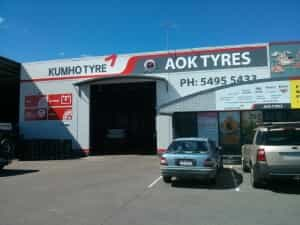 A.O.K Tyres in Caboolture is the latest tyre store to join Kumho's Platinum Dealer program.