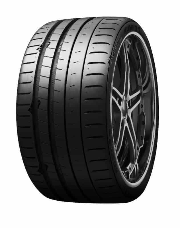 The flagship of Kumho's sports tyre range, the Ecsta PS91 is one of two tyres to be awarded a prestigious iF Award.