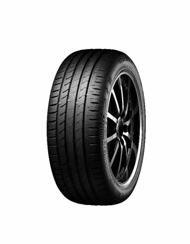 The Solus HS51 is the pinnacle of Kumho's luxury tyre line and was also victorious in the iF Awards.