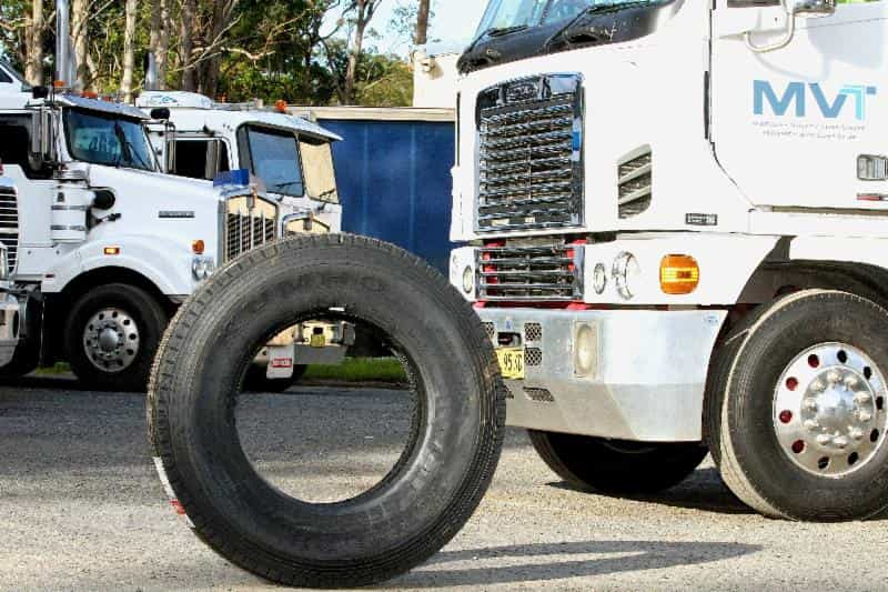 NSW based transport company Macleay Valley Transport is recording tyre mileage gains of up to 40 per cent since switching to Kumho KRD01 tyres on drive axles and up to 35 per cent on steers compared with other tyres from other brands