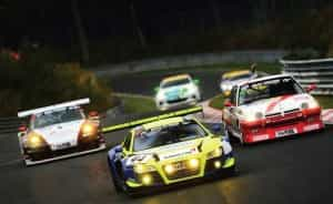 Kumho Tyres Participation in 2014 German VLN Series