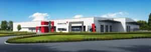 Kumho's new $10 million distribution facility in Melbourne's South East is the largest Kumho facility in Australia with a floor space of 10,000 sq. metres and a capacity of more than 130,000 tyres