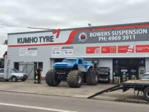 Bowers Suspension Gets International Makeover