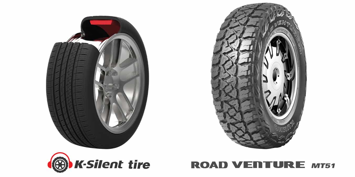 Kumho Wins Red Dot Award for Five Years in a Row-low file2