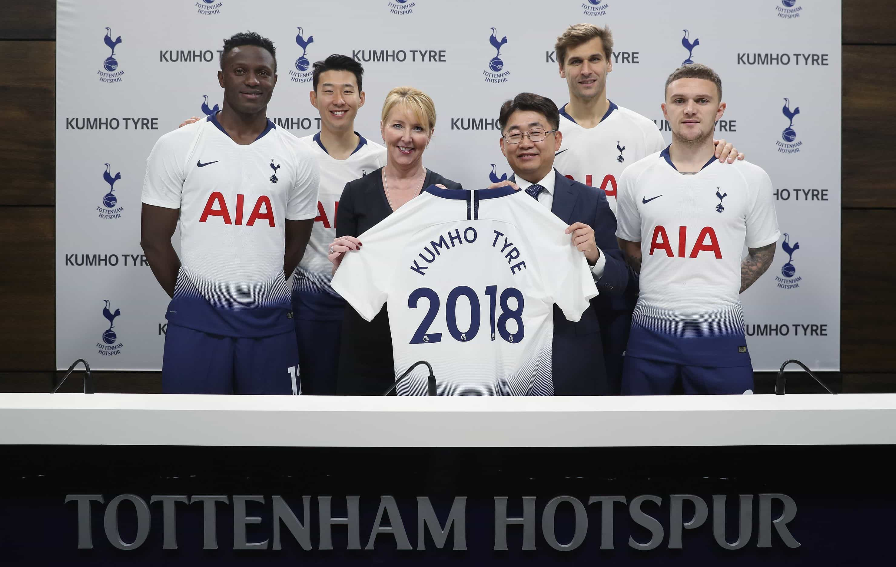 PR Tottenham Partnership localised