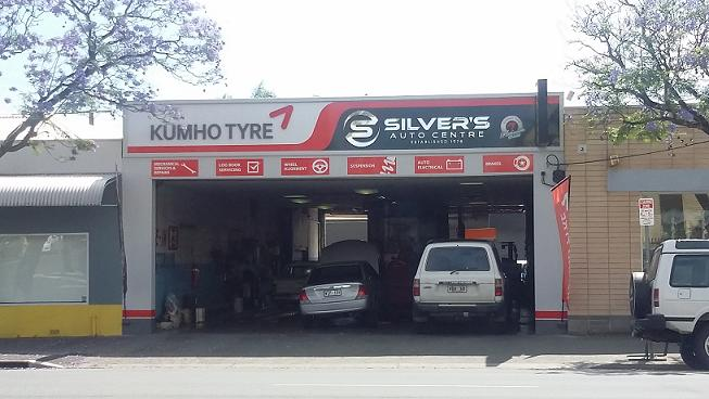 Silvers Auto Centre Platinum Dealer