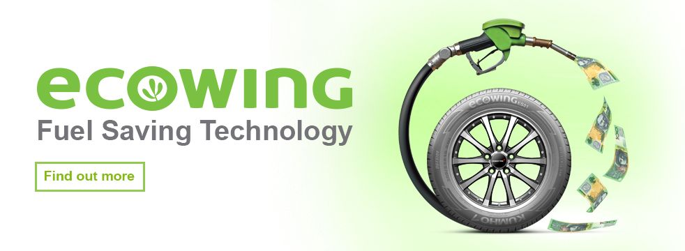 KUMHO-Ecowing-Fuel-Saving-Technology