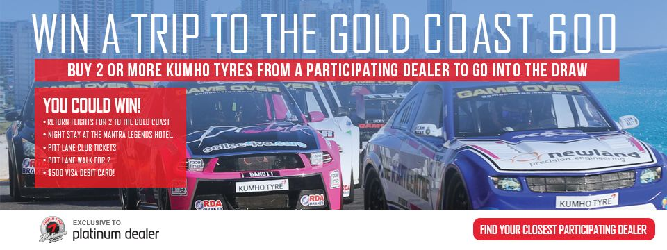 WIN a trip to the Gold Coast 600