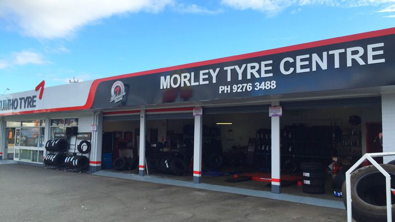Morley Tyre Centre