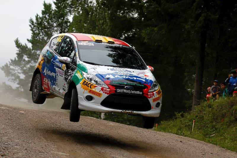 Ford Fiesta Rally Trophy 2013