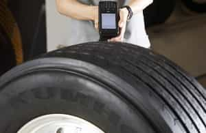 RFID on every kumho tyres