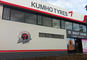 first Kumho Platinum Dealer Silverwater Automotive and Tyres