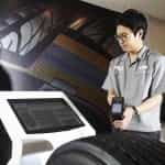 Each tyre will be able to be tracked by a central database containing information about manufacturing and distribution.