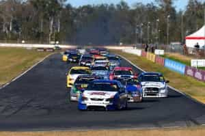 KUMHO TYRES EXTENDS DEAL WITH V8 TOURING CAR NATIONAL SERIES