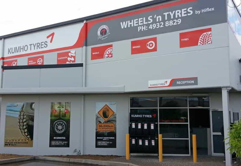 WHEELS N TYRES OPENS SECOND KUMHO PLATINUM DEALER STORE
