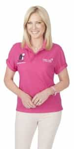 Kumho Tyres_Pink Fitters Day Ambassador_Kerri-Anne Kennerley_
