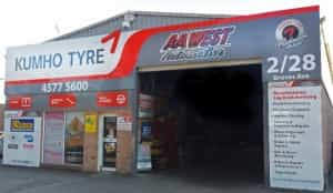 AA West Automotive at McGraths Hill is the 40th Kumho Platinum Dealer.