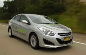 Kumho's Ecowing tyres are helping save fuel and resources and with everyone sold a tree is planted by Greenfleet.