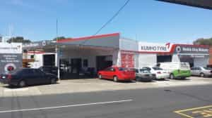 Kumho's Platinum Tyre Store In Melbourne's East